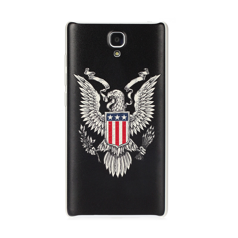 Xiaomi Redmi Note 3D Protective Case Eagle