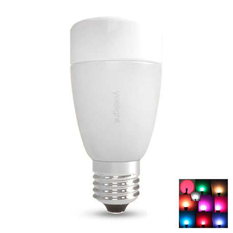 Yeelight Smart LED Bulb Blue II E27