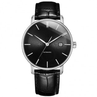 TwentySeventeen Mechanical Watch Black