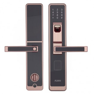 Aqara Smart Door Lock Golden (Right)