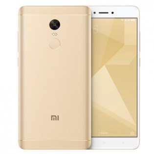 Xiaomi Redmi Note 4X 3GB/16GB Dual SIM Gold
