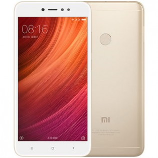 Xiaomi Redmi Note 5A High Ed. 4GB/64GB Dual SIM Gold