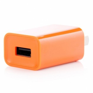 Xiaomi USB Power Adapter Orange
