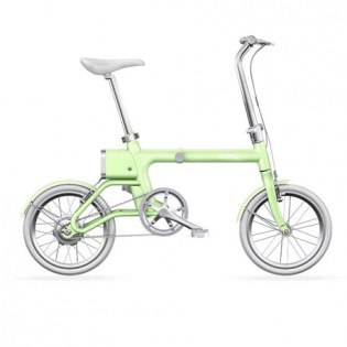 Yunbike UMA Mini Foldable Bicycle Green