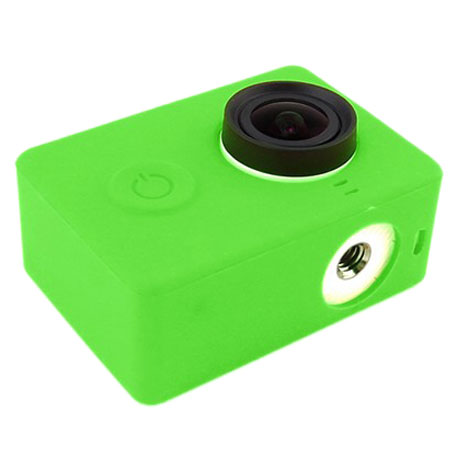 Yi Action Camera Silicone Protective Case Green