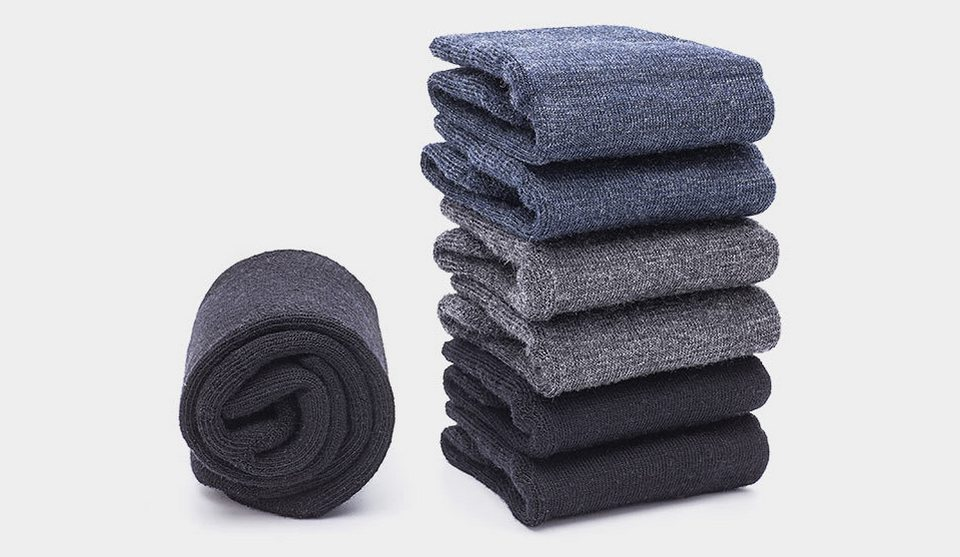 Xiaomi 90points Merino Wool Casual Socks Photo 1